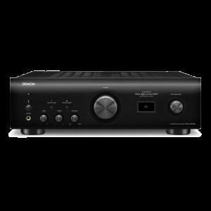 Denon PMA-1600NE Premium Integrated Amplifier w/ DAC mode for high resolution audio Black
