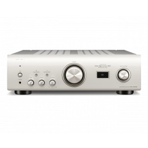 Denon PMA-1600NE Premium Integrated Amplifier w/ DAC mode for high resolution audio Silver