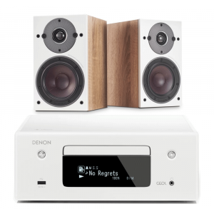 Denon RCD-N10 w/ Dali Oberon 1 Speakers