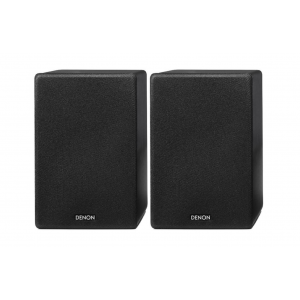 Denon SC-N10 Speakers Black (pair)