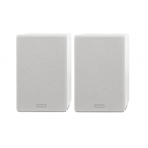 Denon SC-N10 Speakers White (pair)