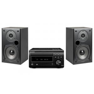 Denon RCD-M41DAB w/ Polk T15 Speakers (DM41)