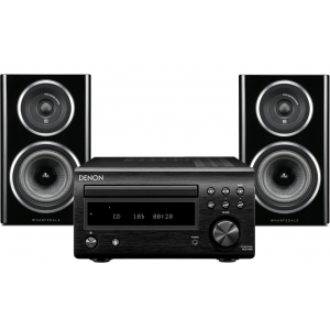 Denon RCD-M41DAB w/ Wharfedale Diamond 11.0 Speakers (DM41)