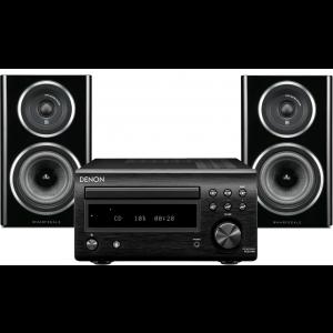 Denon RCD-M41DAB w/ Wharfedale Diamond 11.0 Speakers (DM41)