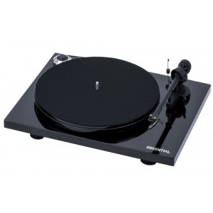 Pro-Ject Essential III BT Turntable Black