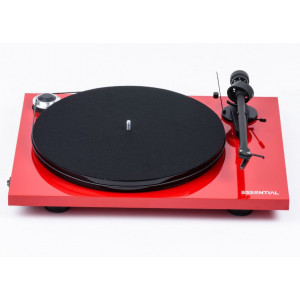 Pro-Ject Essential III BT Turntable Red