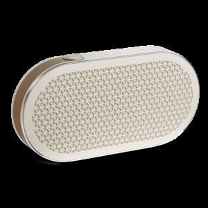 Dali Katch G2 high end bluetooth speaker Caramel White