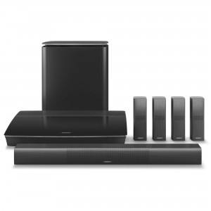 Bose Lifestyle 650 Home Entertainment System Black