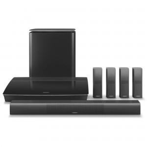 Bose Lifestyle 650 Home Entertainment System Black