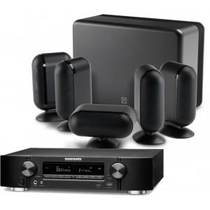 Marantz NR1506 w/ Q Acoustics Q7000i (5.1)