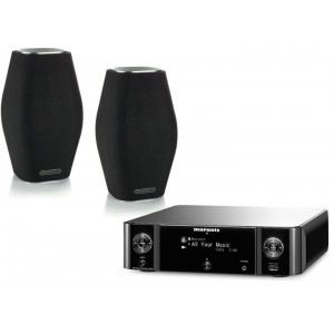 Marantz M-CR511 w/ Monitor Audio MASS Speakers