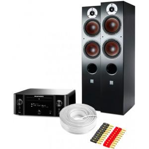 Marantz MCR611 w/ Dali Zensor 5 Speakers