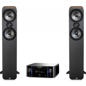 Marantz MCR611 w/ Q Acoustics 3050 Speakers