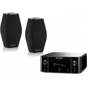 Marantz MCR611 w/ Monitor Audio MASS Speakers