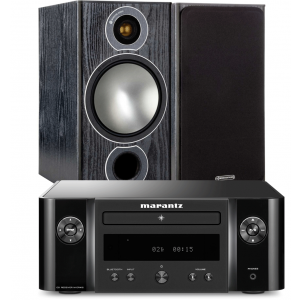 Marantz Melody MCR412 w/ Monitor Audio Bronze 2 Speakers