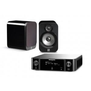 Marantz MCR511 w/ Q Acoustics 3020 Speakers