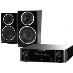 Marantz MCR511 w/ Wharfedale Diamond 220 Speakers