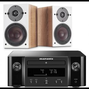 Marantz Melody X MCR612 w/ Dali Oberon 1 Speakers