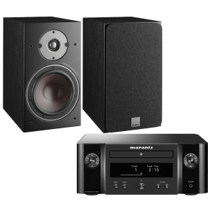 Marantz Melody X MCR612 w/ Dali Oberon 3 Speakers