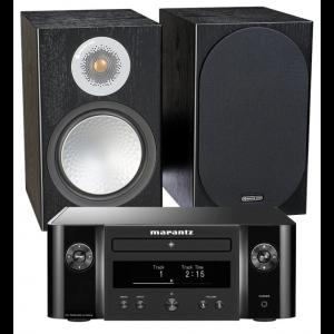 Marantz Melody X MCR612 w/ Monitor Audio Silver 50 Speakers