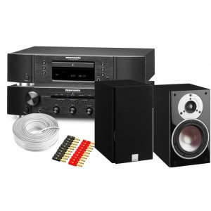 Marantz PM5005 & CD5005 & Dali Zensor 3 Speakers