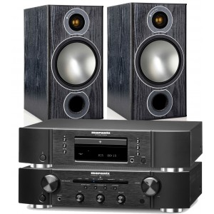 Marantz PM5005 & CD5005 & Monitor Audio Bronze 2 Speakers