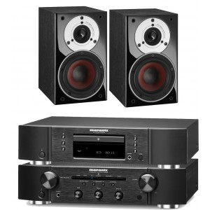 Marantz PM5005 & CD5005 & Dali Zensor Pico Speakers
