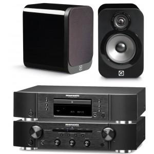 Marantz PM5005 & CD5005 & Q Acoustics 3010 Speakers