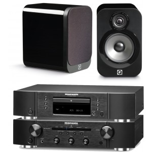Marantz PM5005 & CD5005 & Q Acoustics 3020 Speakers