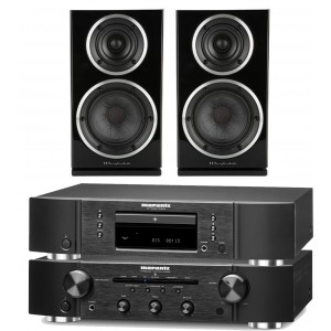 Marantz PM5005 & CD5005 & Wharfedale Diamond 220 Speakers