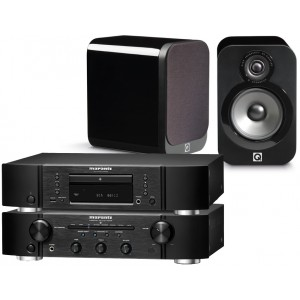 Marantz PM6005 & CD6005 & Q Acoustics 3020 Speakers