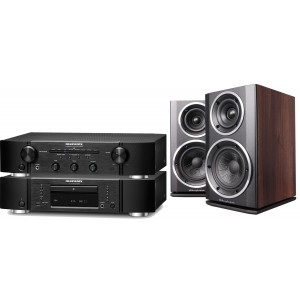 Marantz PM6005 & CD6005 & Wharfedale Diamond 220 Speakers