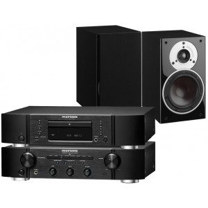 Marantz PM6005 & CD6005 & Dali Zensor 1 Speakers