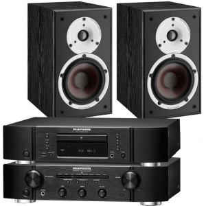 Marantz PM6006 & CD6006 UK Edition w/ Dali Spektor 2 Speakers