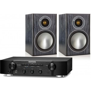 Marantz PM5005 w/ Monitor Audio Bronze 1 Speakers