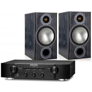 Marantz PM5005 w/ Monitor Audio Bronze 2 Speakers