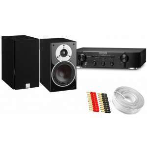 Marantz PM6006 Amplifier w/ Dali Zensor 1 Speakers
