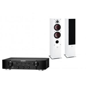 Marantz PM6006 Amplifier w/ Dali Zensor 5 Speakers