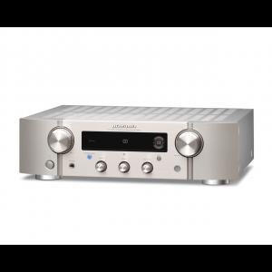 Marantz PM7000N Integrated Network Amplifier Silver-Gold