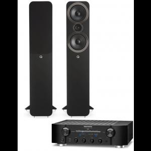 Marantz PM8006 Amplifier w/ Q Acoustics 3050i Speakers