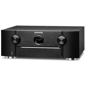 Marantz SR6015 AV Receiver HEOS Black 6015