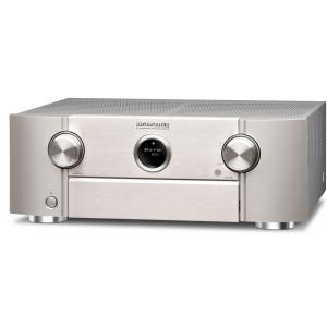 Marantz SR6015 AV Receiver HEOS Silver 6015