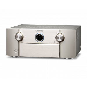Marantz SR7013 AV Receiver (Open Box, Silver)