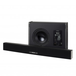 Monitor Audio ASB-10 Soundbar w/ WS-10 Subwoofer