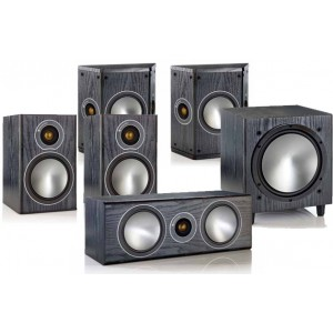 Monitor Audio Bronze 1 AV Package (5.1)