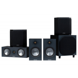 Monitor Audio Bronze 100  AV Speaker Package (6G)