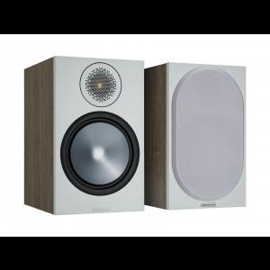 Monitor Audio Bronze 100 Bookshelf Speakers Urban Grey (6G)