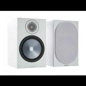 Monitor Audio Bronze 100 Bookshelf Speakers White (6G)
