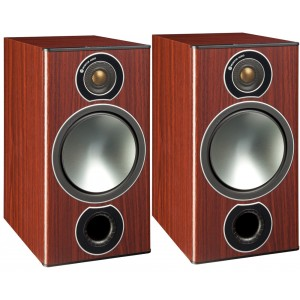 Monitor Audio Bronze 2 Bookshelf Speakers Rosemah