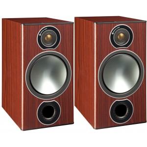 Monitor Audio Bronze 2 Bookshelf Speakers - Rosemah